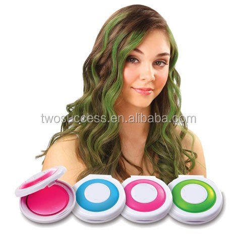 Dye powdery cake hair dye for Europe and the United States sell like hot (4)