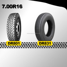 best selling chinese cheap light truck tyre 700r15