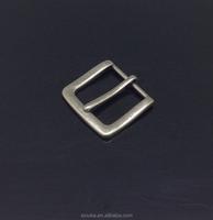 Jenly 40MM Single pin belt buckle ZINC ALLOY metal belt buckle JT-11100-40