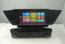 Touch screen car dvd player car dvd for BMW X1 E84 car dvd gps navigation with bluetooth+built-in gps