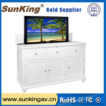 motor tv lift mechanism cabinet tv for high-class home furniture high quality