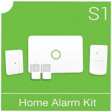 Set up menu easy operation, wireless gsm alarm home security security system with multi language