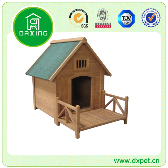 Dog Kennel With Porch