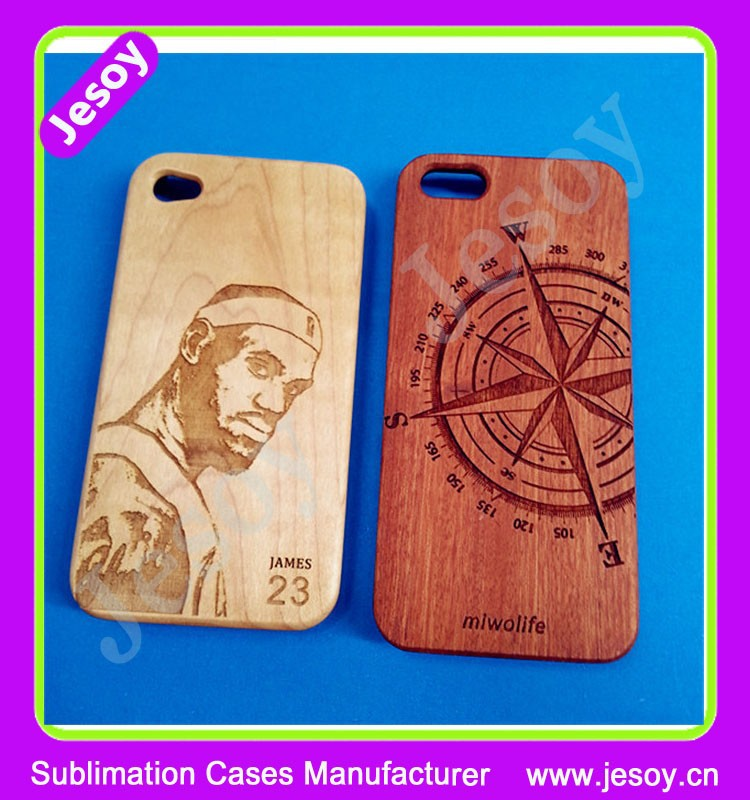 Jesoy Custom Wood Cell Phone Case,Wooden Case For Iphone ...