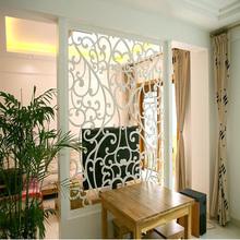 Carved MDF decorative screens for room divider
