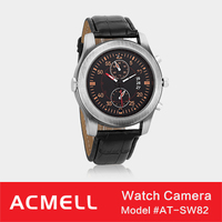 2014 New Products 720P 4GB Smart Watch Camera