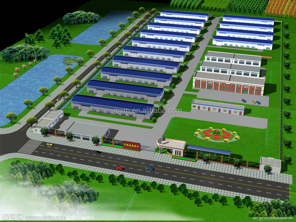 Poultry Farm Design Plan Images