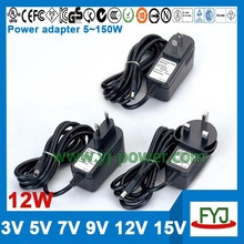Factory Price ac dc power adapter 5v 2a with input 100 - 240v and approved CCC CE UL FCC GS C-TICK PSE SAA KC BS