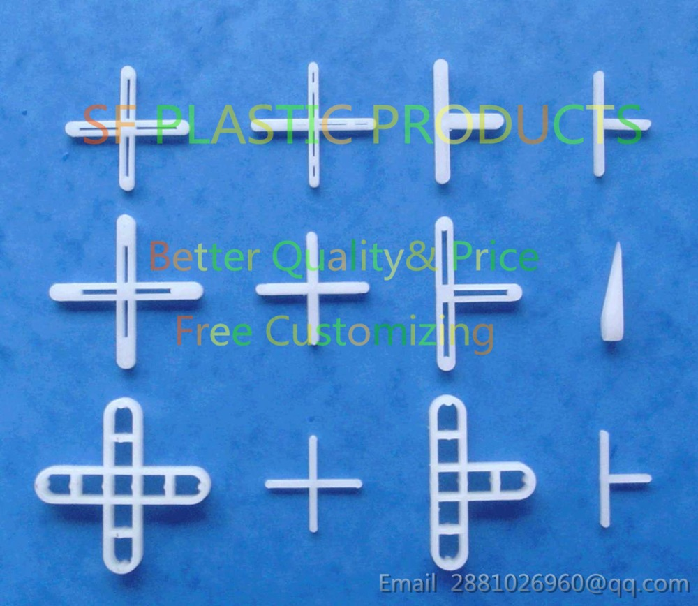All Size Plastic Ceramic Tile Spacer For Wall And Floor Ceramic Tile
