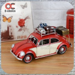 Handmade Factory Direct Vintage Metal Car Model
