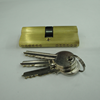 70mm Euro Profile Double Brass Cylinder Lock High Quality Lock Cylinders