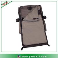 custom foldable wheeled garment bag