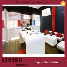 Utility electronics showroom design