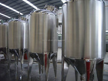 Excellent Quality Sanitary Stainless Steel liquid Storage Tank triple wall storage tank.