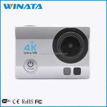 Cheapest 4K 16MP Sensor Wifi 40m Waterproof Action Video Camera