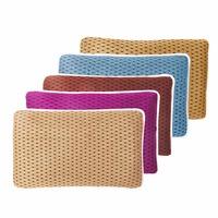 Huixing Wholesale Polyester Fiber Pillow 3D Mesh Back Rest Cushion