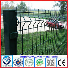 alibaba china supplier Powder coated metal welded decorative fence for sale /decorative garden fencing / cheap garden fencing