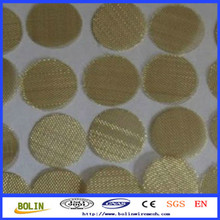 Cheap Metal Smoking Pipes Parts Cigarette Filter Screens