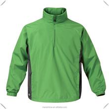 mens golf lightweight windshirt waterproof ,Mens Sport 1/2 Zip LS Water Repellent Golf Windshirt Jacket