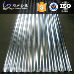 Corrugated Steel Aluminum Zinc Sheet Roofing Building Materials