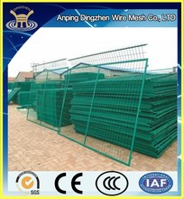 Frame Welded Mesh Fence for protection dogs