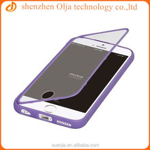 """For iPhone 6 Case 4.7"""" Slim Transparent Crystal Clear Hard TPU Back Cover"""
