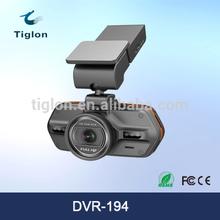 2.7 ambarella pulgadas coche dvr cámara con g- sensor de radar y