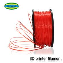 Venta caliente! Nueva llegada! plástico abs rodillo de 3mm para impresora 3D