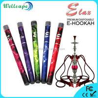 Cheap price 500 puffs disposable e hookah custom logo electronic cigarette