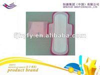 Whisper brand sanitary pad