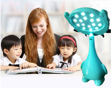 2015 Hot Sale Led Folding Eye Lamp Animal LED Desk Lamp
