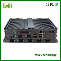 Iwill IBOX-1037UA mini itx fanless system industrial pc price