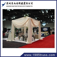 Nine Trust wedding pipe and drape,pipe and drape curtains,backdrop stage with high quality