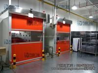 Food Factory Rapid Roller Door Roller Shutter Europe market popular KJM-5037