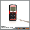 40m Mini Digital Laser Distance Meter Range Finder Length Width Height Area Volume Measure Diastimeter, Optical Instrument