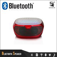 Pulse 360 Degree powered speaker Colorful LED Lights, mini Wireless Bluetooth Speaker
