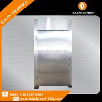 High Quality smoked meat machine/Smoking House Machine/Fish Smoking Oven Price With 250 Capacity 008613028676303