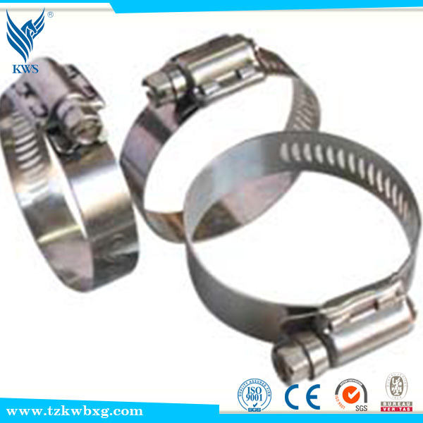 China supplier stainless steel hose clamp buy