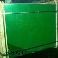 Top quality dark green reflective glass shenzhen manufacturer