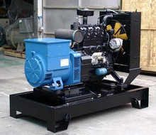 Small volume and low noise generator !!! diesel generator 30kw with excellent design