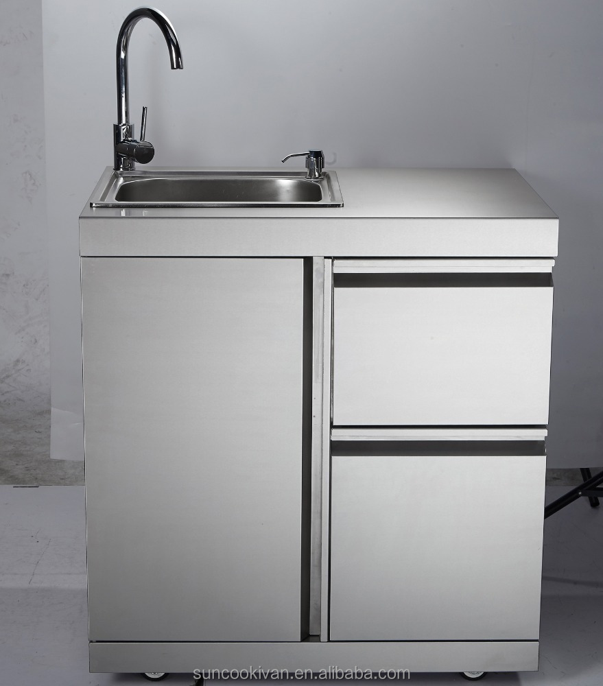 Stainless Steel Sink With Counter : Outdoor Sink Cabinet,With Stainless Steel Sink - Buy Sink Cabinet,Sink ...