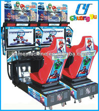 Mario racing 2 - amusement electric race car types