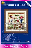 Beautiful Korean cross stitch,DOME cross stitch set,14ct DIY cross stitch kit