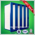 De alta eficiencia 99.95% filtro hepa h13, hepa filtro de vivienda