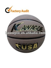 100% Synthetic leather Basketball