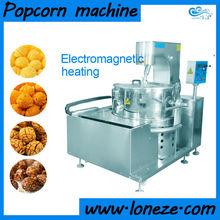 LZ-70L automatic ball popcorn machines snack food processing equipment