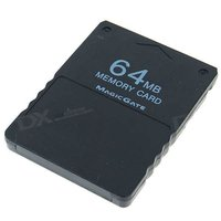 High Capacity 64MB Memory Card for PS2