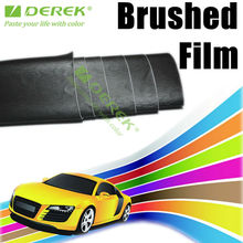 Brushed Black Vinyl Car Paint Protective Film,Car Stickers Wrap Full Body