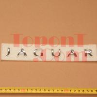 3D Metal Chrome Decal Emblem Letter Badge Sticker For Jaguar