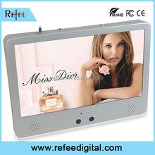 Network high resolution digital advertising board, 15.6 inch LCD information displays